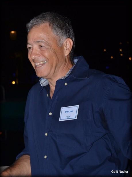 יואב שחר, יו״ר עמותת עטלף, 1958-2018